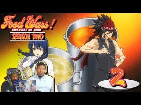 Xxx Mp4 MEGUMI VS RYO Food Wars Shokugeki No Soma Season 2 Episode 2 Reaction 3gp Sex
