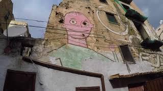Palermo Street Art: Vucciria, Borgo Vecchio