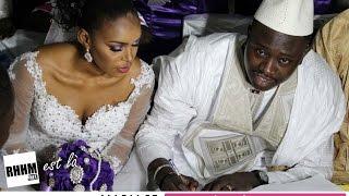 M'Bouillé Koité et Rokia Sougouna, mariage à la mairie de Korofina