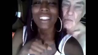 Black Girl and Creepy Old Man