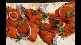 Tandoori Chicken  – Easy To Make Recipe | By Cook With Madeeha