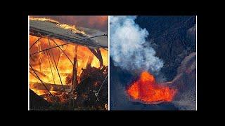 Hawaii volcano eruption MAP: USGS data shows how lava is SAVAGING Big Island