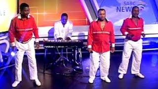 Soul Brothers on upcoming performance at the Soweto Theatre