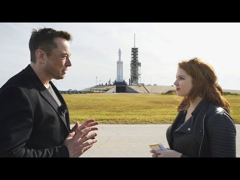 Xxx Mp4 Elon Musk On How Falcon Heavy Will Change Space Travel 3gp Sex