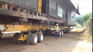 Boones Mill Depot move cell phone footage