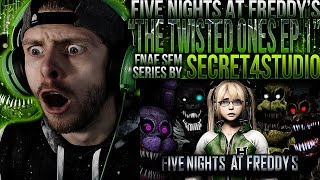 Vapor Reacts #746   [SFM] FIVE NIGHTS AT FREDDY