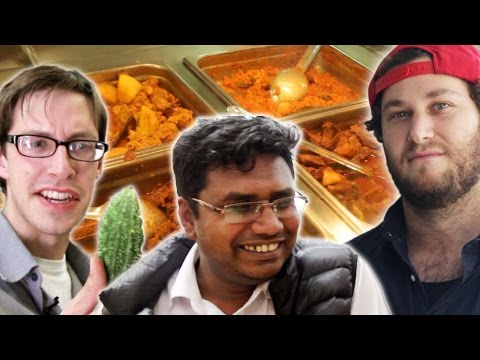 Xxx Mp4 Americans Try Bangladeshi Food With Their Cabbie 3gp Sex