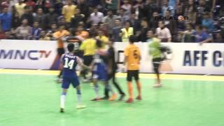 Futsal AFF 2015 Ricuh  Pelindo vs Felda Malaysia.