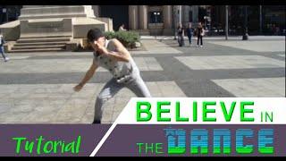 All Around The World - Justin Bieber | Tutorial #BelieveTour Dance