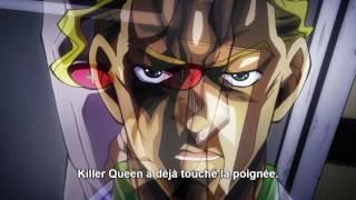 La mort de Shigeshi vostfr ( Jojo Diamond is umbreakable ) .