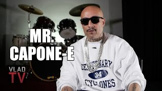 Mr. Capone-E: I Aspired to Do Life in Jail and Be a Prison Boss