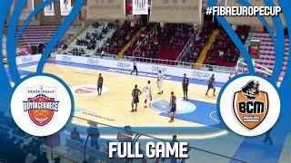 Demir Insaat (TUR) v BCM Gravelines (FRA) - Full Game - FIBA Europe Cup 2016/17
