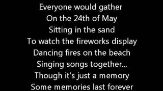 Rush-Lakeside Park (Lyrics)