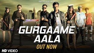 Gurgaame Aala (Full Video)   Ghanu Musics   Cracker, Avinay, Suspense   Latest Haryanvi Songs 2017
