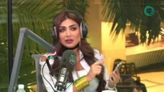 حقيقة علاقة امل العوضي مع حسين المهدي - برنامج 8 نجوم