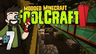 Travel in STYLE FOOLZ! | #7 | FoolCraft 2 | Modded Minecraft 1.10.2