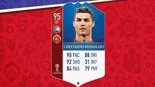 WORLD CUP RONALDO!