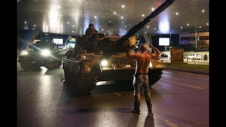 TURKEY's failed Coup on July 15 2016 -  HD