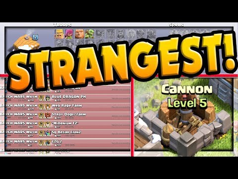 Xxx Mp4 NEW BANNED Clash Of Clans STRANGE BUT TRUE Players Clans Villages 3gp Sex