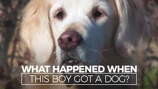 What Happened When this Autistic Boy Got a Dog?