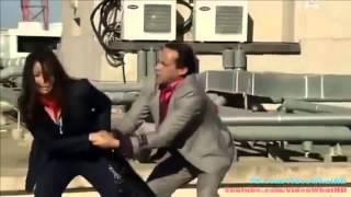 أحسن لقطة في الفيلم الكوميدي المغربي كل مايريده الرجال  لموت ديال ضحك