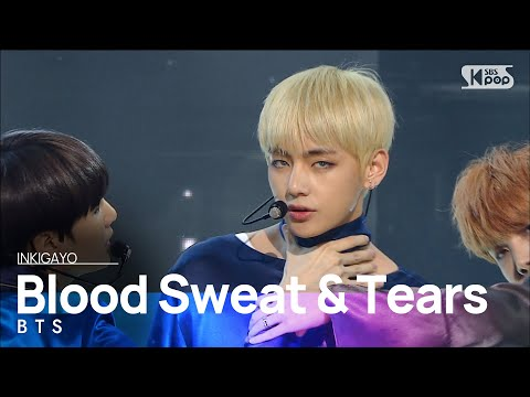 Xxx Mp4 《SEXY》 BTS 방탄소년단 Blood Sweat Tears 피 땀 눈물 인기가요 Inkigayo 20161023 3gp Sex