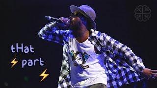 ScHoolboy Q 1st time performing THat Part ( Montréal )