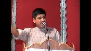 Speech By Shrikrishna Upadhyaya