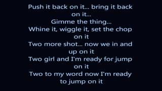 Sean Paul   She Doesn't Mind (Lyrics On Screen) [HD].mp4