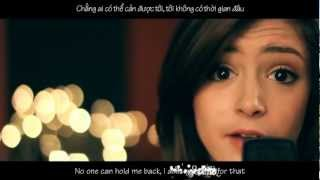 Catch My Breath - Alex Goot, Against The Current Cover || (Lyrics + Vietsub)