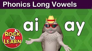 Long Vowels | Phonics for Learning to Read