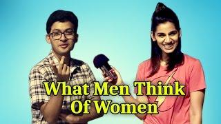 Girl On Boy: What Men Think Of Women? | StrayDog
