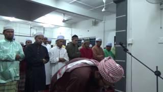 Solat Tarawih Jemputan Ustaz Anisur Rahman | 26 Ramadhan 1437 @ 1/7/2016 |