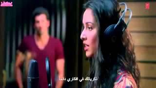 Aashiqui2 | Meri Aashiqui | ArabicSubtitle _ مترجمة للعربية
