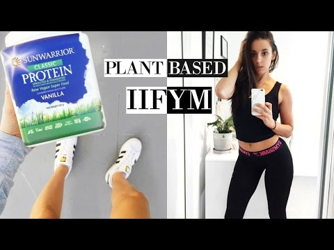 MY FAT LOSS DIET | Plant Based IIFYM + Where I Get Protein