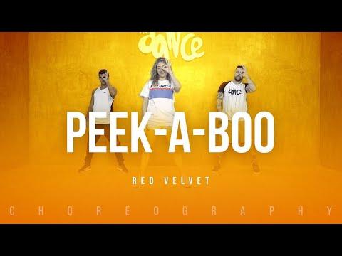 Red Velvet 레드벨벳 '피카부 (Peek-A-Boo)' MV (Choreography) Dance Video | FitDance Life