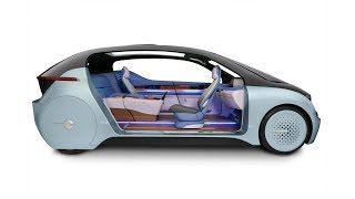 Why Your Next Car May Look Like a Living Room