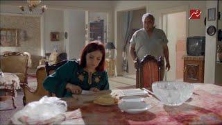 لما ابوك يشوفك بترمي أكل!