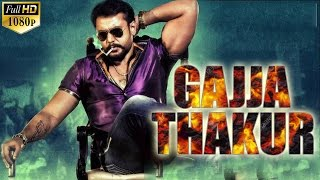 Super Hit Hindi Dubbed Movie || Gajja Thakur Hindi Movie || Latest South Indian Dubbed Movie 2016