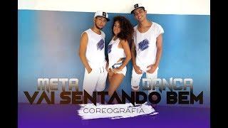 MC ROGINHO - VAI SENTANDO BEM - COREOGRAFIA