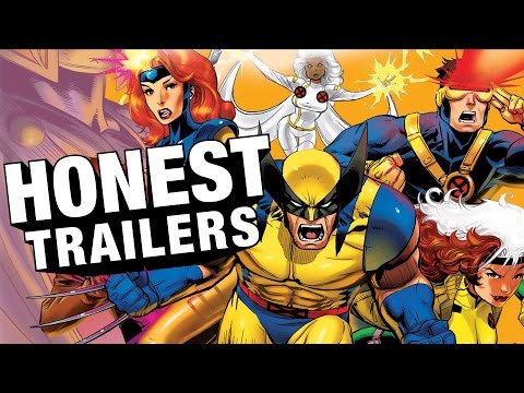 Honest Trailers X Men The Animated Series