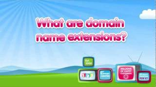 What are domain name extensions | 123-reg