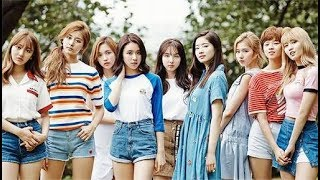 TWICE-RANKING IN DIFFERENT CATEGORIES 2017