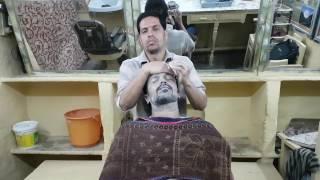 Cosmic Barber's cousin Gopal (aka Binny) full massage
