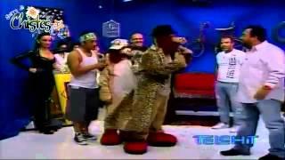 Guerra de Chistes - La Gata, El Perro Guarumo & Guarumin.