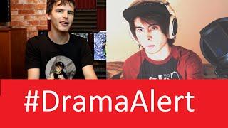Leafy RESPONDS to iDubbbz #DramaAlert Drunk! Fouseytube Bullies a 13 Year Old