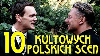 10  KULTOWYCH SCEN Z POLSKICH FILMÓW