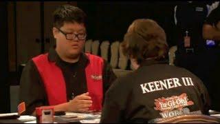 Yugioh World Championship 2013 Final Shin En Huang (Taiwan) vs David keener (USA)