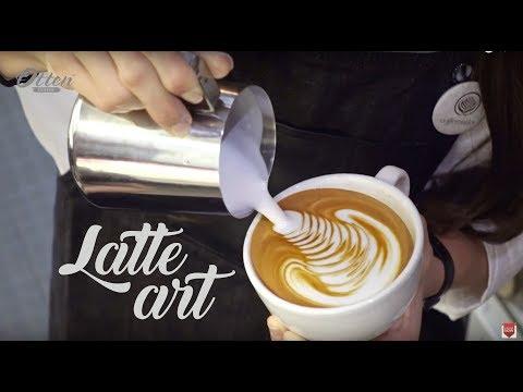 Tips dan Cara buat LATTE ART untuk Pemula!