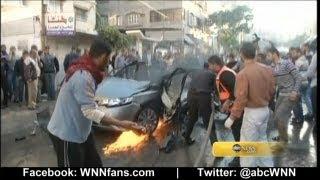 Rocket Attack Hits Gaza, Kills Isrealis